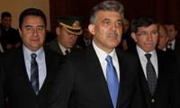 Gül, Davutoğlu ile Babacan AK Parti'nin 18. yıl törenine davet edilmedi