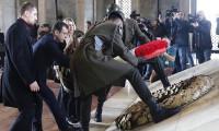 CHP'li Çakırözer'den Anıtkabir komutanı hakkında  açıklama