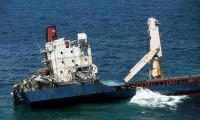 Şile'de terk edilen gemiyle ilgili korkutan iddia