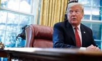 Trump: En iyi şirketler bizde ama aynısını Fed için söyleyemem