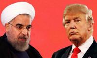 Trump ön şartsız Ruhani ile görüşmeye hazır