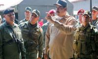 Venezuela, Kolombiya sınırında askeri tatbikat başlattı