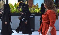 Suudi Arabistan'da yine bir ilk yaşandı