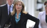Amerikalı oyuncu Felicity Huffman'a hapis cezası