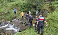Rize'de kayıp 6 kişiye 40 saat sonra ulaşıldı