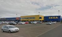 3 binden fazla gencin IKEA'da saklambaç oynama planına polis engeli