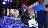 Tezgahlarda balık bereketi
