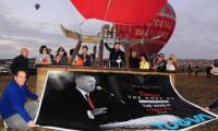 Erdoğan'ın BM'deki sözleri, Kapadokya semalarında