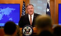 Pompeo: Esad, 19 Mayıs'ta kimyasal silah kullandı