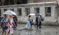 Meteoroloji, İstanbul için saat verip uyardı
