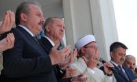 Erdoğan İTÜ Abdülhakim Sancak Camii'nin açılışına katıldı
