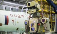 Rusya'nın uzaya gönderdiği ilk insansı robot FEDOR, Dünya'ya geri döndü
