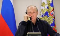 Putin, Zelenskiy ile görüştü