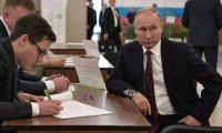 Rusya'da halk yerel seçimler için sandık başında
