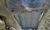 Yusufeli Barajı'nda son 100 metre