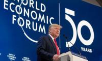 Trump'tan Davos'ta FED mesajı