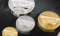 Queen'e özel madeni hatıra parası basıldı, iki yüzünde de 'kraliçe' var