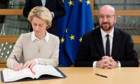 AB de Brexit anlaşmasını imzaladı