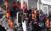 Elazığ'da hayatını kaybedenlerin sayısı 35'e yükseldi