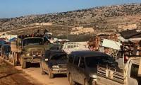 İdlib'den gelenlerin sayısı 480 bini geçti