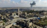 Rusya destekli rejim İdlib'de o ilçeyi ele geçirdi