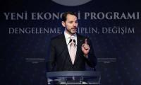 Berat Albayrak'tan enflasyon ve ihracat değerlendirmesi
