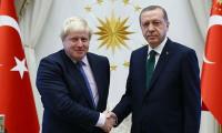 Cumhurbaşkanı Erdoğan, İngiltere Başbakanı ile görüştü