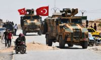 UMH, ilk Türk askeri birliklerinin Trablus'a ulaştığını duyurdu