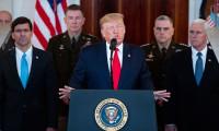 Donald Trump İran'a yeni yaptırımlar uygulanacağını açıkladı