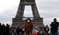 Avrupa'nın en yüksek günlük vaka sayısı Fransa'da