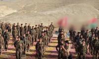 Sincar'da PKK kampları görüntülendi