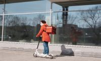 Meclis'te 'scooter' tartışması