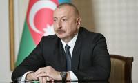 Aliyev: Ateşkes konusunda anlaşmaya hazırız fakat...