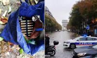 Paris'te bomba alarmı!
