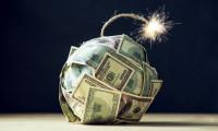 Küresel borç tehlike alarmı veriyor
