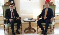 Serrac, Cumhurbaşkanı Erdoğan ile görüşecek