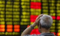 Asya borsalarında Japonya negatif ayrıştı