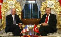 Cumhurbaşkanı Erdoğan'dan Biden'a tebrik mesajı