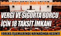 İstihdamı teşvik paketi teklifi Meclis'te yasalaştı
