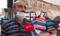 Battaniye skandalına utanmaz savunma