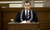 AYM Başkanı Arslan'dan masumiyet karinesi vurgusu