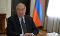 Ermenistan Devlet Başkanı Rusya'ya gidiyor