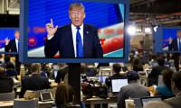 Trump konuşurken TV'ler yayını kesti