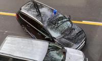 Almanya'da bir araç yayaları ezdi: 2 ölü