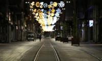 Türkiye genelinde uygulanan sokak kısıtlamaları başladı