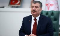 Koca: İstanbul, Ankara, Kocaeli ve İzmir'de vaka sayıları düşüyor