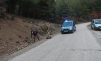 Kablo hırsızları iki köyü internetsiz bıraktı