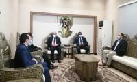 Mısır Ticaret Bakanı Sudan'da