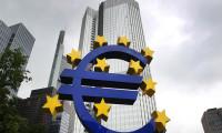 ECB: Krize rağmen euro'ya ilgi sürüyor