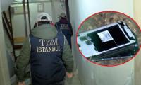 FETÖ operasyonu: Polisleri görünce cep telefonlarını pencereden attı